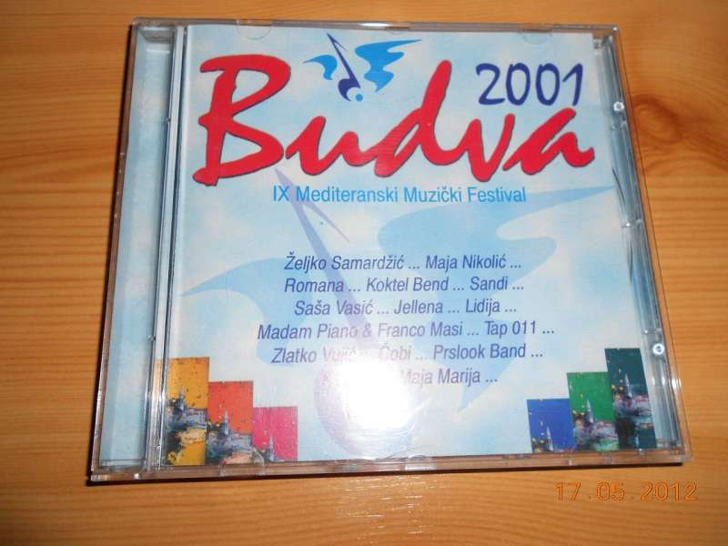 Various  Artists - Budva 2001