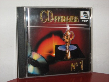 Various  Artists - CD - Premijera