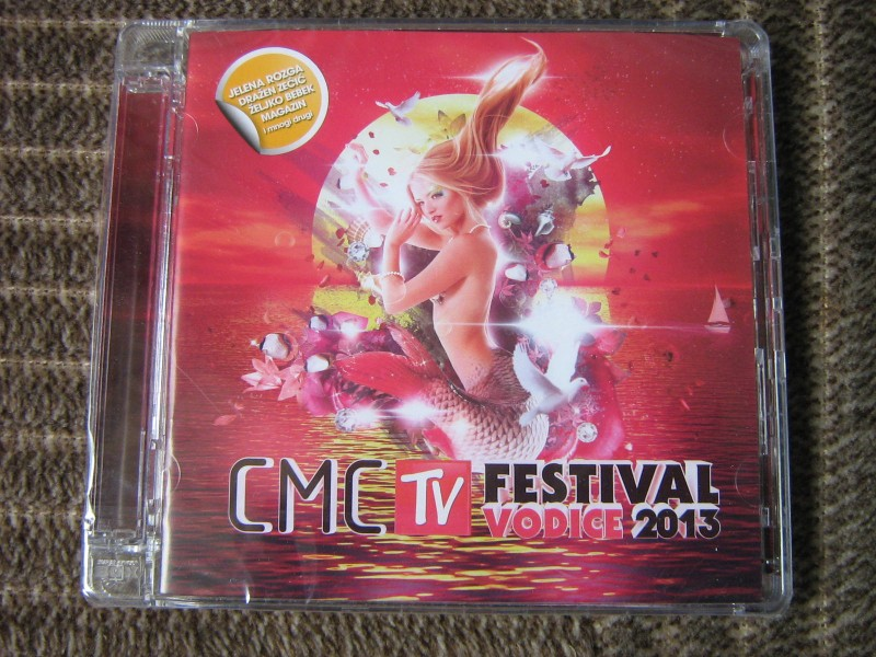 Various  Artists - CMC TV Festival Vodice 2013