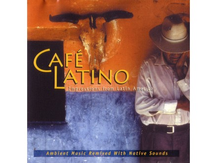 Various  Artists - Cafe Latino