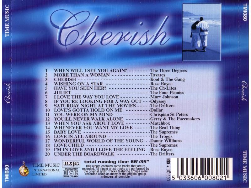 Various  Artists - Cherish