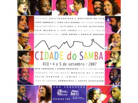 Various  Artists - Cidade do Samba