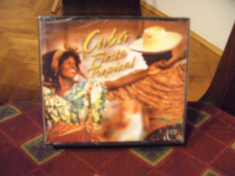 Various  Artists - Cuba Fiesta Tropical 3xcd