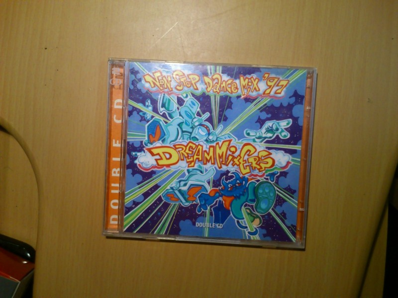 Various  Artists - Dream mixers double CD