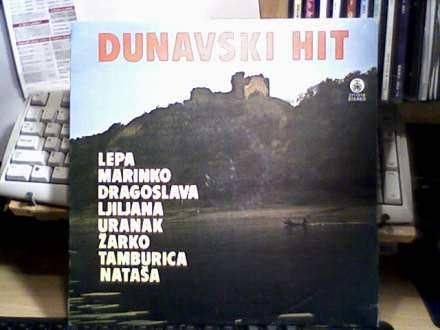 Various  Artists - Dunavski hit