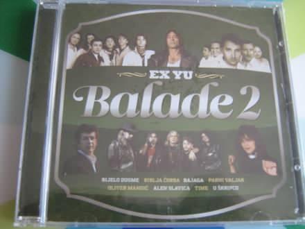 Various  Artists - EX YU Balade 2