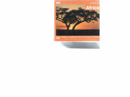 Various  Artists - GREETINGS FROM AFRICA - 2 cd