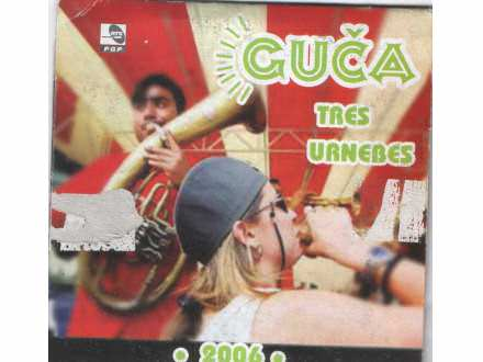 Various  Artists - GUCA - TRES URNEBES