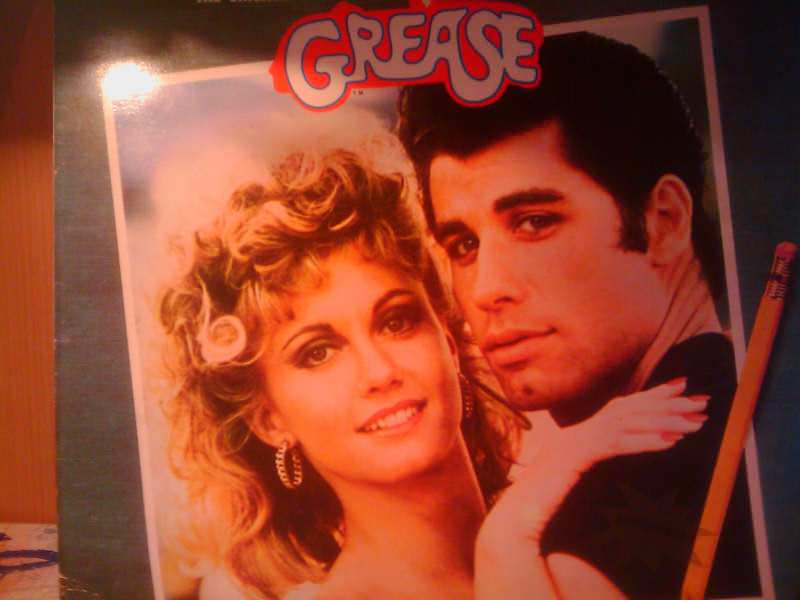 Various  Artists - Grease-The Original Soundtrack From The Motion Picture