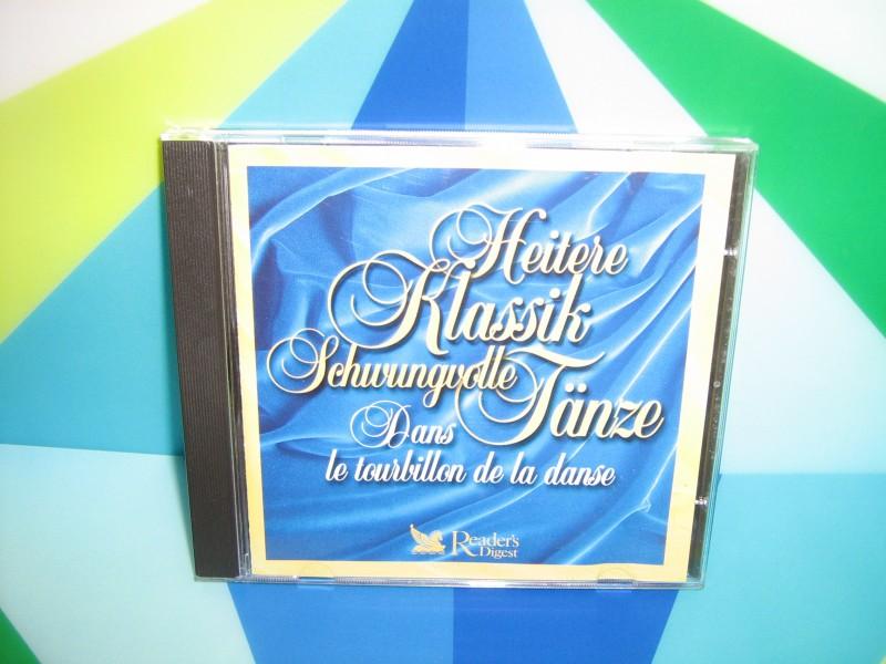 Various  Artists - Heitere Klassik Schwungvolle Tänze