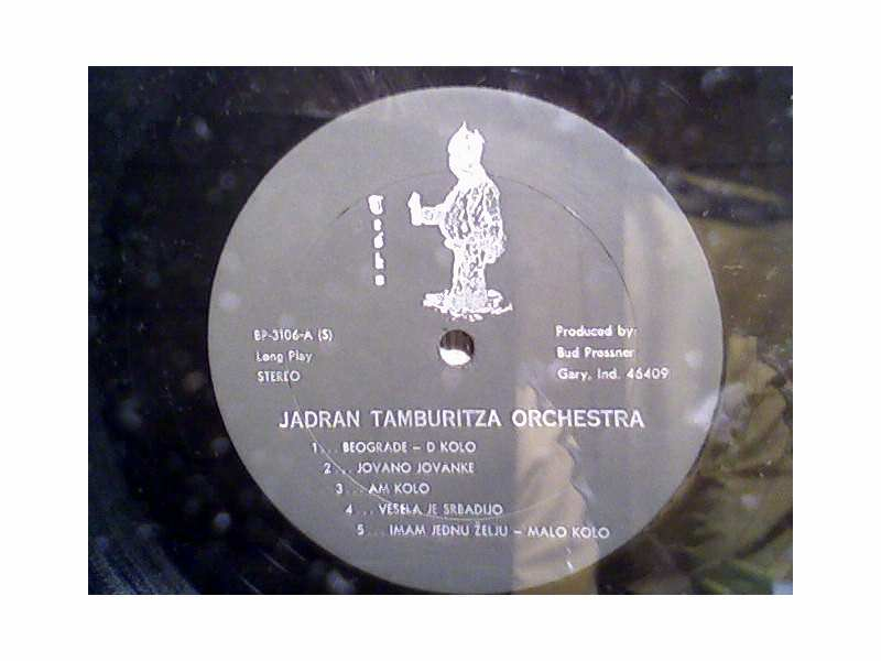 Various  Artists - Jadran tamburitza orchestra