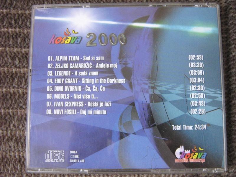 Various  Artists - Košava 2000