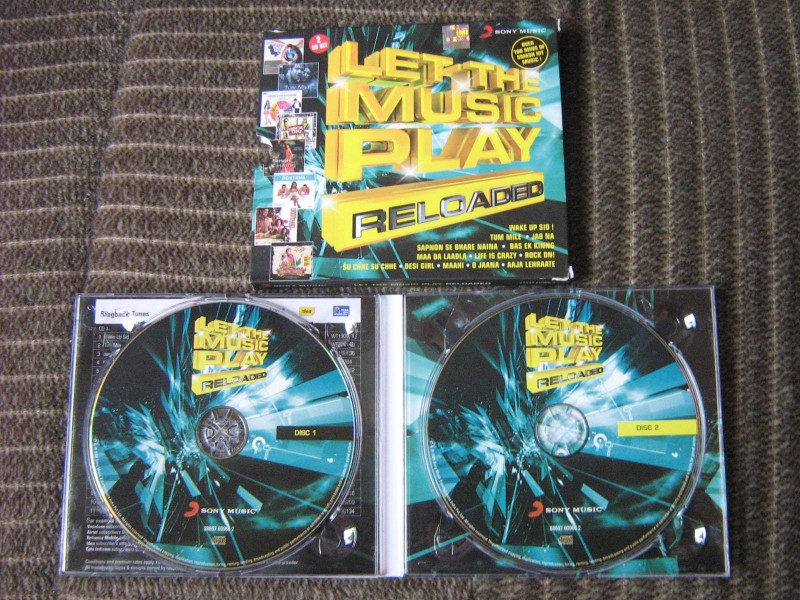 Various  Artists - Let The Music Play Reloaded