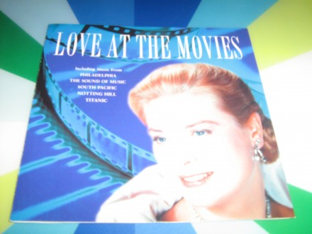 Various  Artists - Love At The Movies