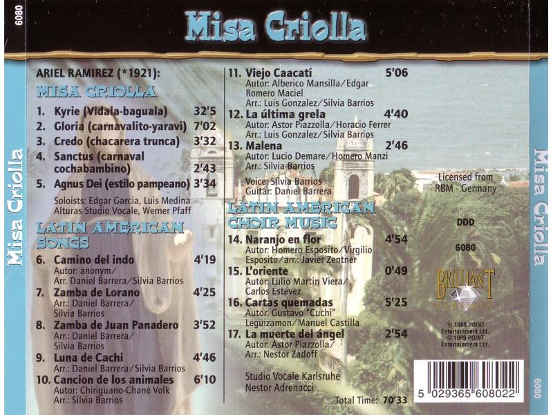 Various Artists - Misa Criolla