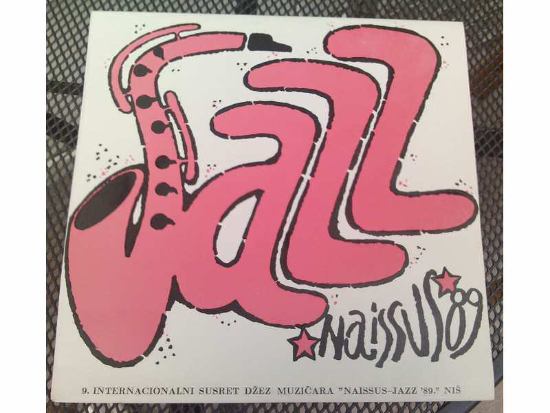 Various  Artists - Naissus jazz `89`