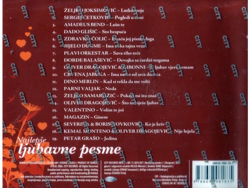 Various Artists - Najlepše ljubavne pesme
