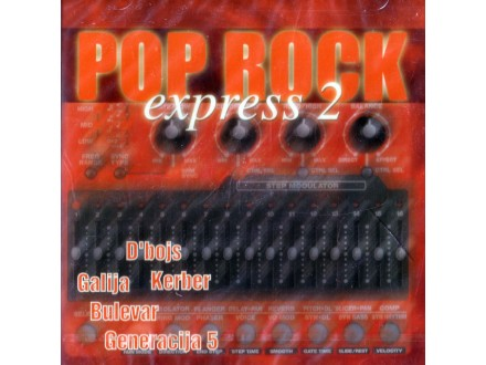 Various Artists - Pop Rock express 2