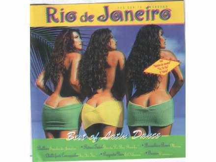 Various  Artists - RIO DE JANEIRO - BEST OF LATIN DANCE