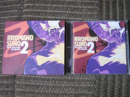 Various  Artists - RROMANO SUNO 2