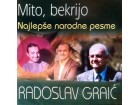 Various Artists, Radoslav Graic-Najlepse narodne pesme, CD