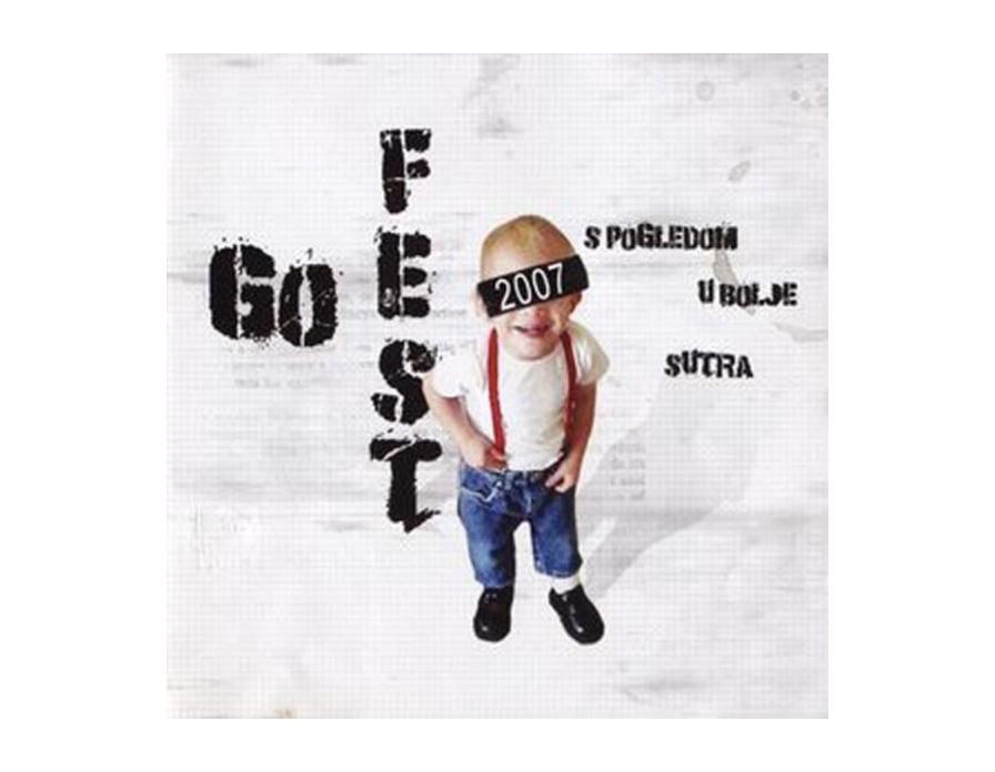Various Artists - S pogledom u bolje sutra (Go Fest)
