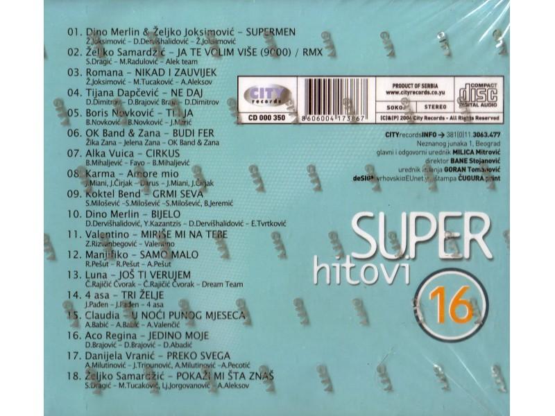 Various Artists - SUPER Hitovi 16