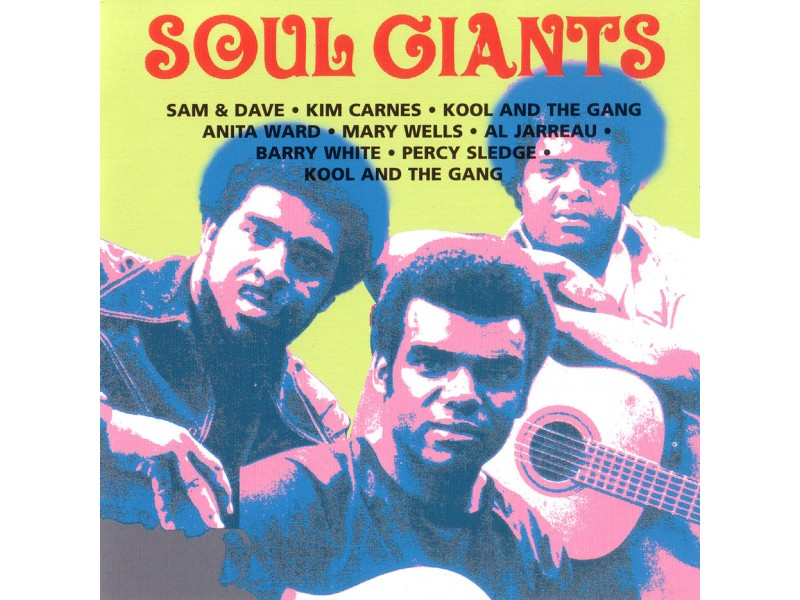 Various  Artists - Soul Giants