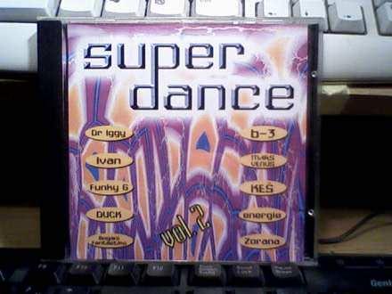 Various  Artists - Super Dance Vol.2