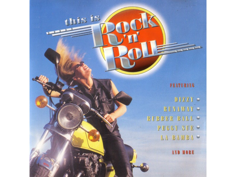 Various  Artists - This is Rock n Roll