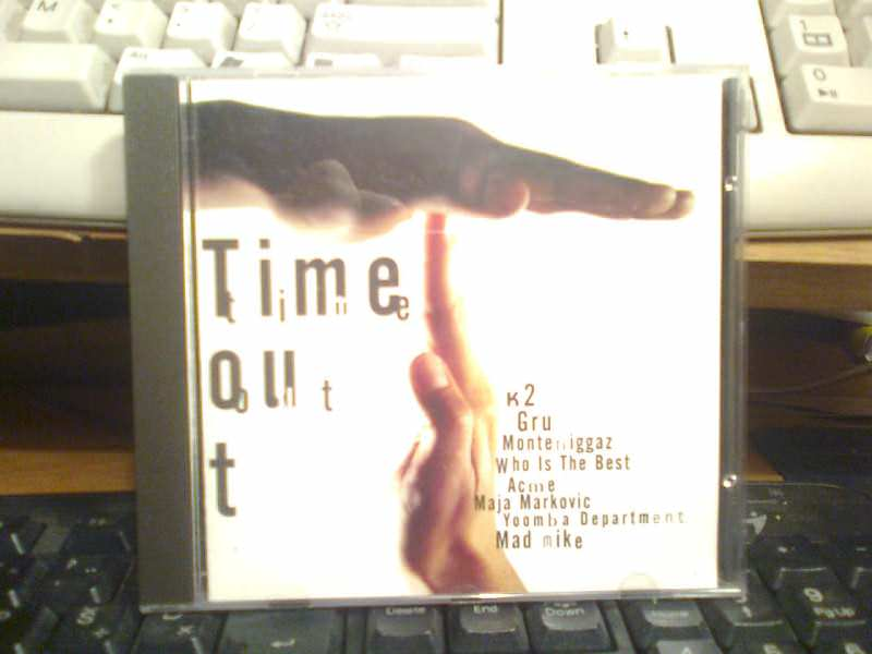 Various  Artists - Time out
