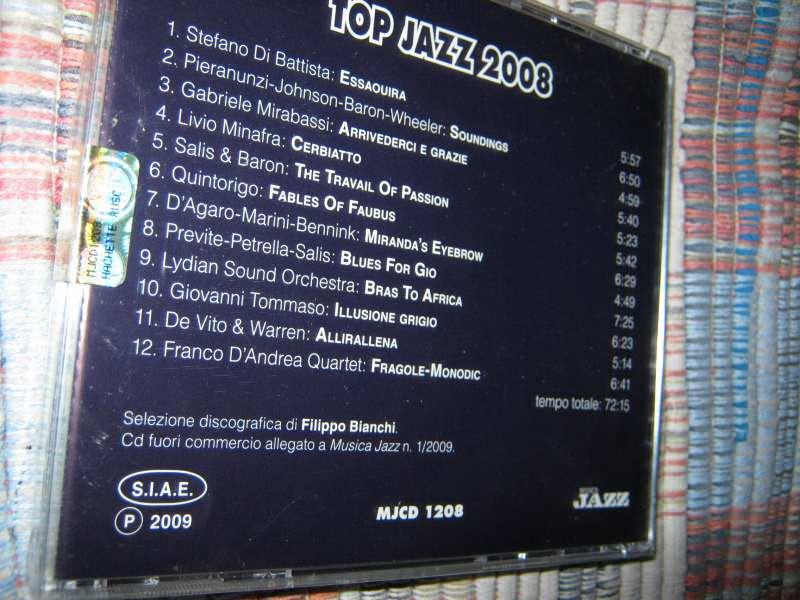 Various  Artists - Top Jazz 2008