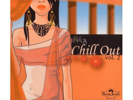Various  Artists - Tribeca Chill Out vol 2