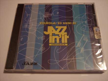 Various  Artists - Vignola :20 anni di jazz in` it
