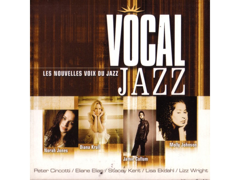 Various  Artists - Vocal Jazz