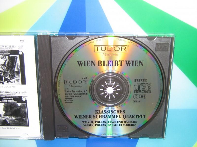 Various  Artists - Wien Bleibt Wien