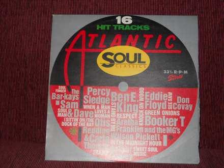 Various - Atlantic Soul Classics