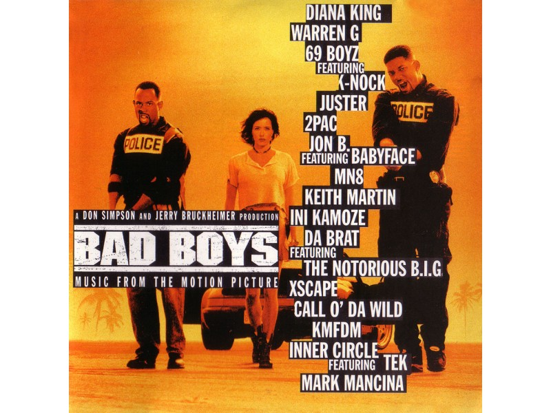 Various - Bad Boys (Music From The Motion Picture)