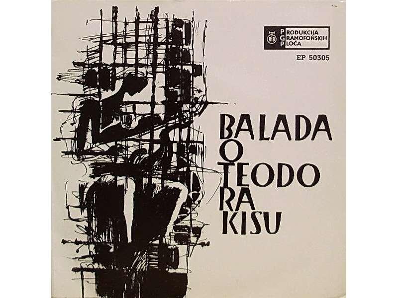Various - Balada O Teodorakisu