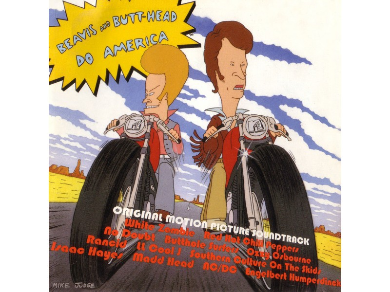Various - Beavis And Butt-Head Do America - Original Motion Picture Soundtrack