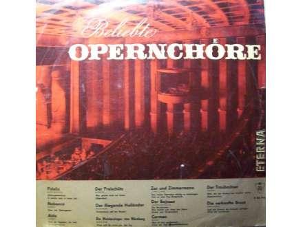 Various - Beliebte Opernchöre