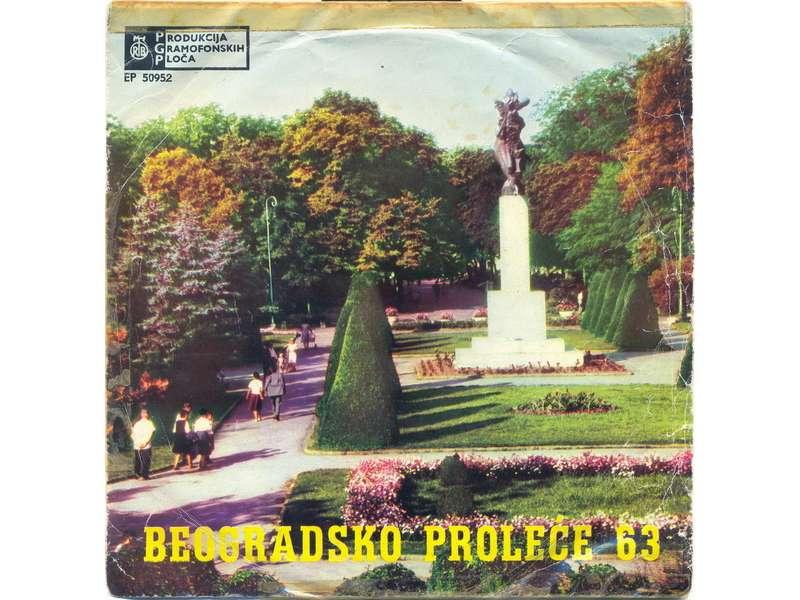 Various - Beogradsko Proleće 63 - Ploča 1.