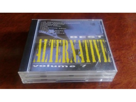 Various - Best Alternative Volume 7 Cd
