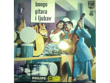 Various - Bongo, Gitara I Ljubav (Bongos Guitarras Y Amor)