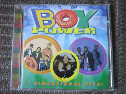 Various - Boy Power
