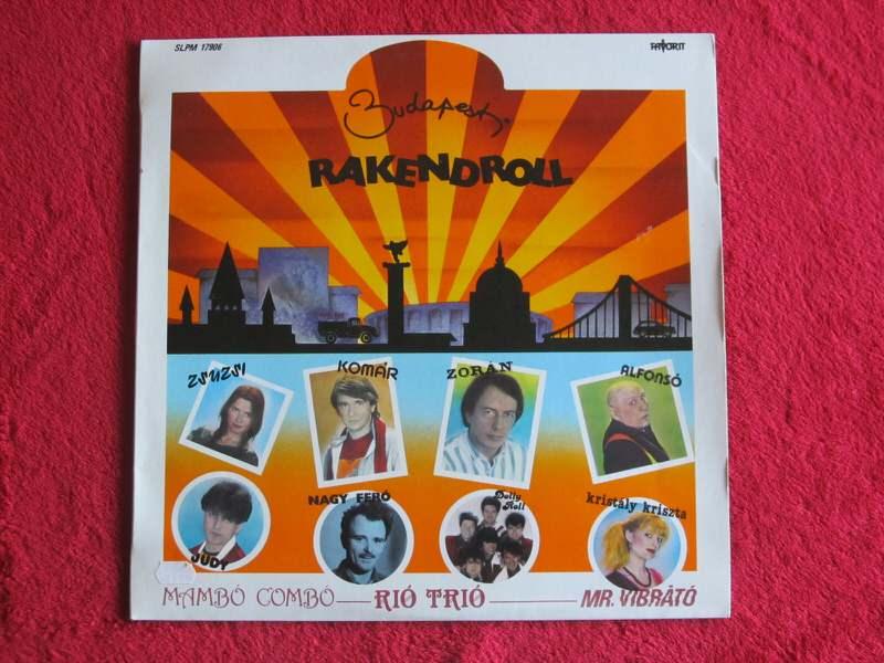 Various - Budapesti Rakendroll