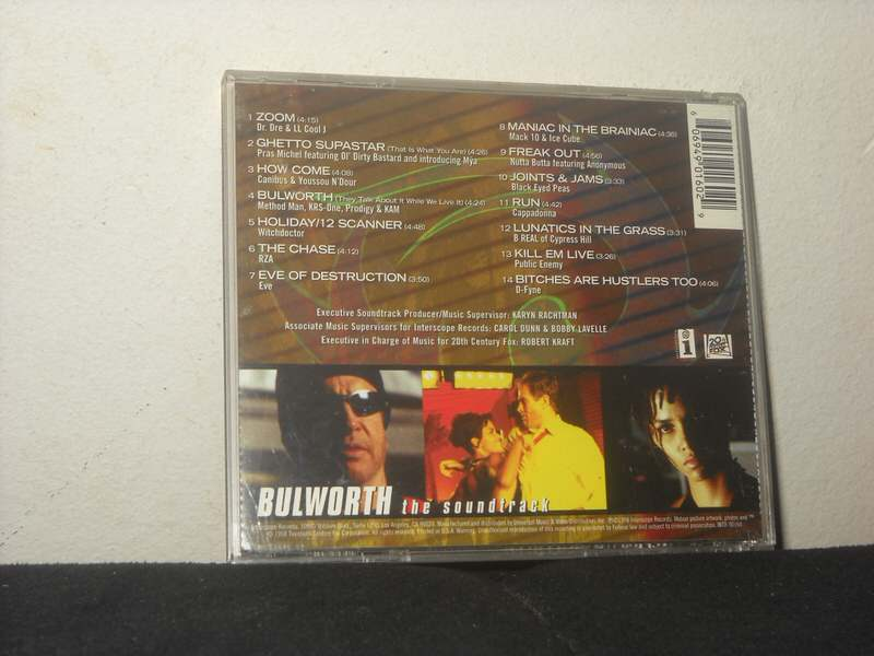 Various - Bulworth The Soundtrack