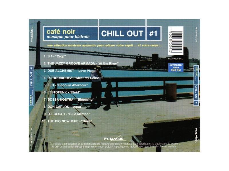 Various - Café Noir - Chill Out Vol. 1