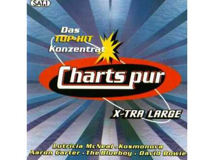 Various - Charts Pur X-Tra Large