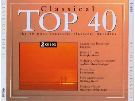 Various - Classical Top 40